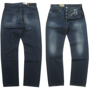 Levi's Vintage Clothing 1976 501 Selvedge Jeans